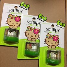 Softlips Hello Kitty Coconut Cream SPF 15 Lip Protectant, 6 cubes .23oz each
