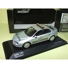 ALFA ROMEO 159 RACE CONTROL 2006 MINICHAMPS 1:43