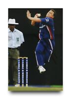 Darren Gough Signed 6x4 Photo England Cricket Genuine Autograph Memorabilia +COA