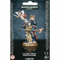 Games Workshop Warhammer 40K Space Marine Librarian Sealed