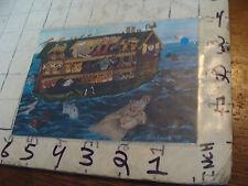 Kennett Neily Postcard: Erna Emhardt Arche Noah purchased 1984