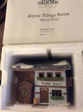 Dept 56~�Milch-Kase� (Milk-Cheese shop)~Alpine Village Series~#6540-4~Nib