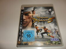 PLAYSTATION 3 PS 3 Virtua Fighter 5