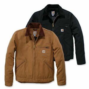 Carhartt Duck Detroit Jacket | Herren | Outerwear | 103828 | neues Modell