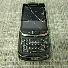 BLACKBERRY TORCH 9800 - (AT&T) CLEAN ESN, UNTESTED! PLEASE READ!! 19316