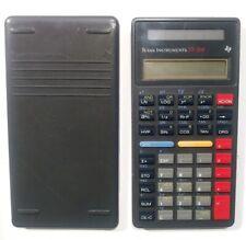 Texas Instrument TI-34 Pocket Scientific Calculator