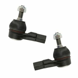 Front Outer Tie Rod LH RH Kit Pair Set of 2 for Chevrolet Sonic New