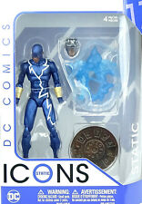 "DC COMICS ICONS - STATIC - 5"" INCH/ ca.16 cm FIGURE No. 17 VON  DC COLLECTIBLES"