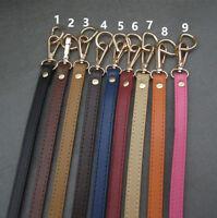 New 1.4cm Leather Replacement Cross-body Shoulder Purse Handbag Bag Strap Adjust