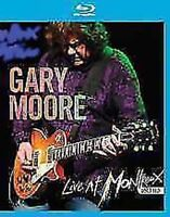 Gary Moore - Live At MONTREUX 2010 Nuovo