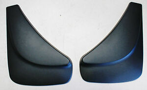 Mud Flap NAPA 7302262 - Semi-custom - Mud Flap - 1 pair (left & Right) - Plastic