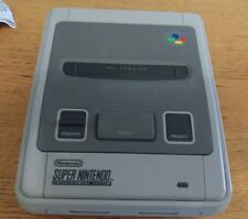 Super Nintendo System SNES Entertainment console non testato