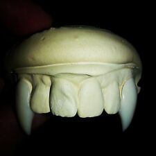 Classic Vampire Fangs Custom fit to Your Teeth  Movie Quality