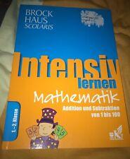 Brockhaus Scolaris Intensiv lernen Mathematik 1.-2. Klasse von Erdmuthe Schulze