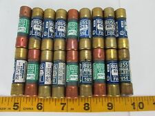 Lot of 18 NON-15 One Time Fuses 250 Volts or less SKU L1 CS