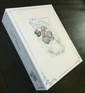 Bridal Shower/Wedding/Engagement -Beautifully Boxed Wedding Photo Album/Keepsake