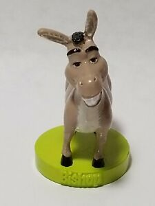 Dreamworks Shrek Chess Board Game Replacement Piece Donkey Bishop Cake Topper