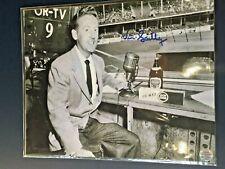 Vin Scully Signed 8X10 Photo Los Angeles Dodgers ~ Original Autograph
