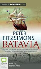 Peter FITZSIMONS / BATAVIA        [ Audiobook ]