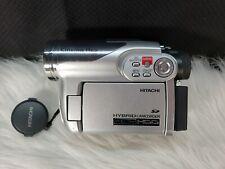 Hitachi DZ-HS300A DVD Hybrid Camcorder with 25x Optical Zoom
