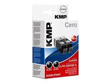 KMP C89d OEM Canon 2x Pgi-550pgbk XL
