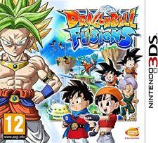 Dragon Ball Fusions 3DS videojuego Nintendo Bandai Namco Goku Toriyama 3dsxl