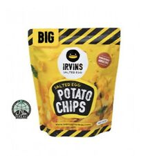 Irvins Salted Egg Potato Chips Big Pouch (230g)