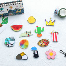 2x Creative Cool Cartoon Fridge Magnet Sticker Refrigerator Gift Home Decor
