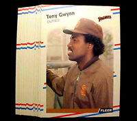 1988 Fleer TONY GWYNN ~ 20 CARD LOT ~ PADRES OUTFlELDER ~ HALL OF FAME INDUCTEE