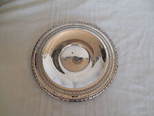 "Rogers  & bros I/S silverplate  12 1/4"" tray"