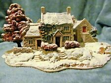 Lilliput Lane - First Snow at Bluebell - Limited Edition - Reduced $