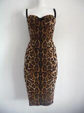 Wheels & Dollbaby Leopard Lingerie Dress BNWT Size 10