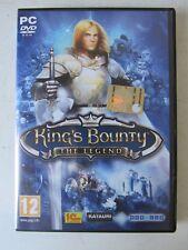 GIOCO PC  DVD-ROM KING'S BOUNTY THE LEGEND