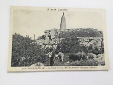CPA 81 Tarn - Moulin-Mage - Pic du Montalet