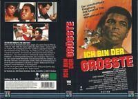 (VHS) Ich bin der Größte - Muhammad Ali, Robert Duvall, Ernest Borgnine  (1977)