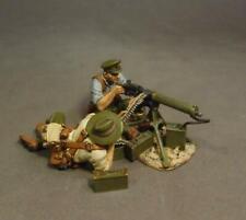 GLA-18 - Vickers Heavy Machine Gun Team - First World War - John Jenkins