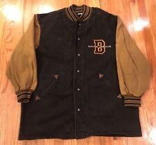 Vintage Boss Jeans Brookhurst Jacket Men's Size Xl - Made In Usa