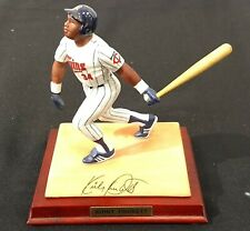 Kirby Puckett 1990 Minnesota Twins Sports Impressions Mini Statue No Box FANHQA