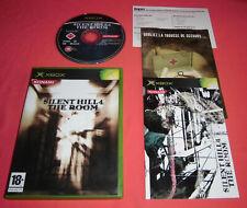 XBOX Silent Hill 4 The Room [PAL-Fr] 1ère génération *JRF*