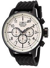 Invicta 1 Rally Silicone Chronograph Mens Watch 23813