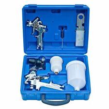 vidaXL Air Spray Gun Professional Spraygun Paint Airbrush Painting Tool Kit