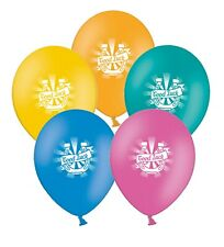 "Good Luck - Lucky Horseshoes  12""  Colours Assorted Balloons pack of 20"