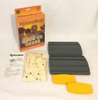 Rummikub Travel Edition Board Game 1996 Goliath 100% Complete Vintage Rare