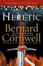 Grail Quest: Heretic 3 by Bernard Cornwell (2007, Paperback)