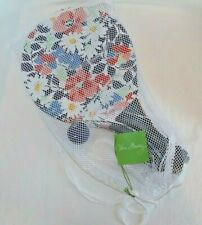 Vera Bradley Paddleball Set with Mesh Bag - Summer Cottage - New with Tag