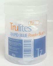 Tru-lites Rapid Blue Bleach Powder Official Stockists 80g
