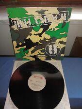 """Hellanbach """"The Big H"""" LP ROADRUNNER EUROPE 1984 - INNER"""