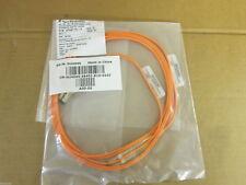 Nuevo-Dell 3 metros naranja de fibra óptica multimodo parche Cable-UH045