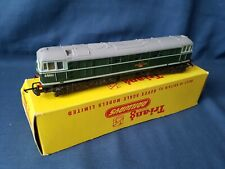 More details for tri-ang tt gauge t.96 b.r green a-1-a class 31 diesel d5501 exc boxed