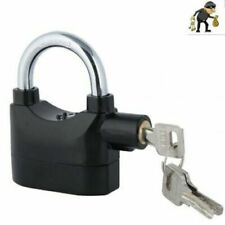 Bicycle Anti-theft Lock Loud Sound Moped Cycling Password Alarm Security Lock